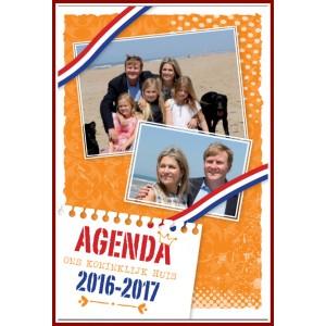 Basisschoolagenda Koninklijk Huis 2016-2017