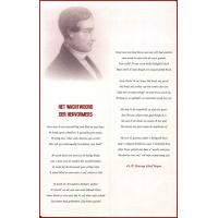 Bladwijzer Wachtwoord der hervormers (6-delig)