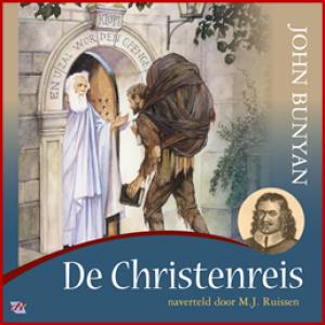 Luisterboek De Christenreis, naverteld door MJ Ruissen