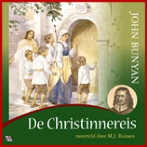 Luisterboek 'De Christinnereis', naverteld door MJ Ruissen