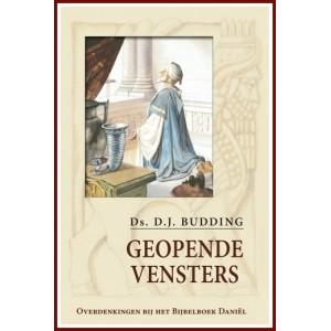 Geopende vensters, Ds. DJ Budding