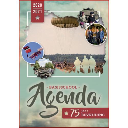 Basisschoolagenda 75 jaar bevrijding 2020-2021