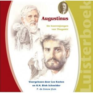 Luisterboek Augustinus, P. de Zeeuw