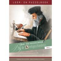 Onderzoekt de kerkgeschiedenis, dl 2, Leer- en en puzzelboek, C de Bode en MJ Ruissen