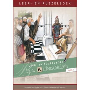 Leer- en puzzelboek bij de kerkgeschiedenis, deel 1