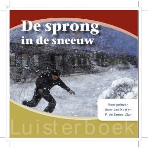 De sprong in de sneeuw, P. de Zeeuw, luisterboek