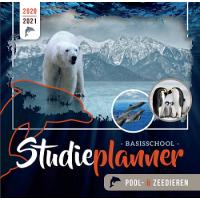 Basisschoolstudieplanner 2020/2021 Pool-en zeedieren