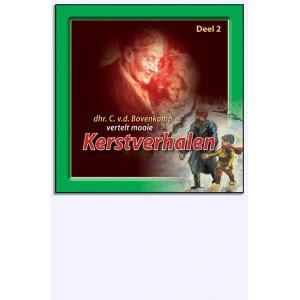 CD: C. van den Bovenkamp vertelt mooie Kerstverhalen, deel 2