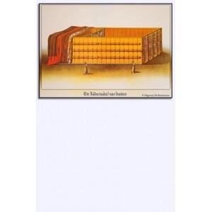 (Mini)poster - De tabernakel van buiten