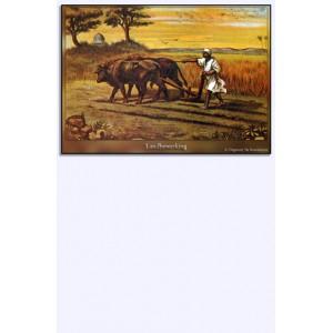 Miniposter - Landbewerking